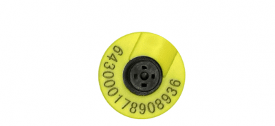 RFID Tracking Tag for Cattle